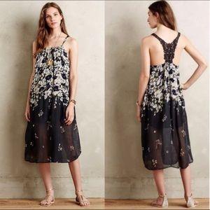 🎉HP🎉 Anthropologie Lilka Floral Verano Dress